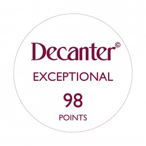 exceptional 98 points